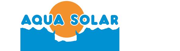 Aqua Solar Mobile Logo