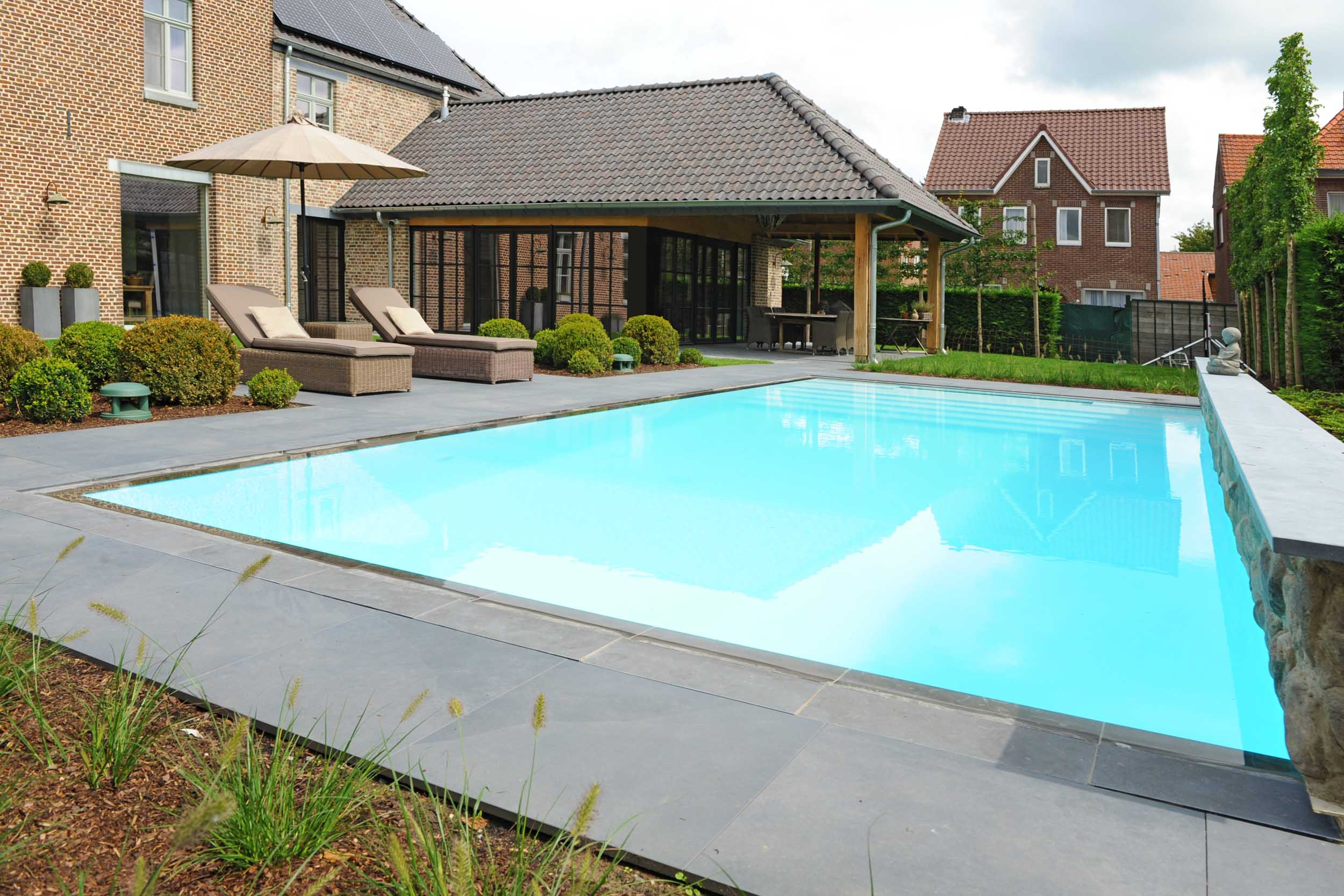 Aqua Solar Zwembaden Sauna's Whirlpools